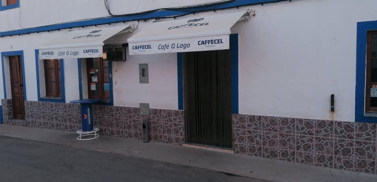Café Restaurante o Lago